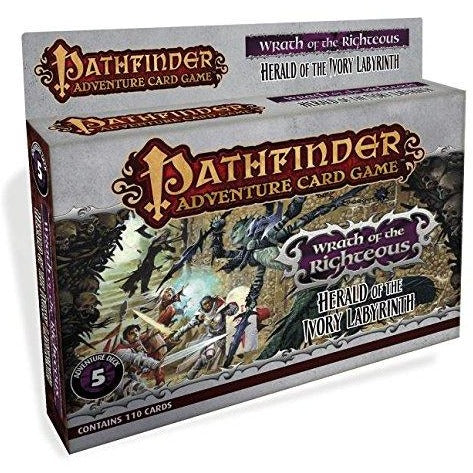 Pathfinder Adventure Card Game: Herald of the Ivory Labyrinth Adventure Deck