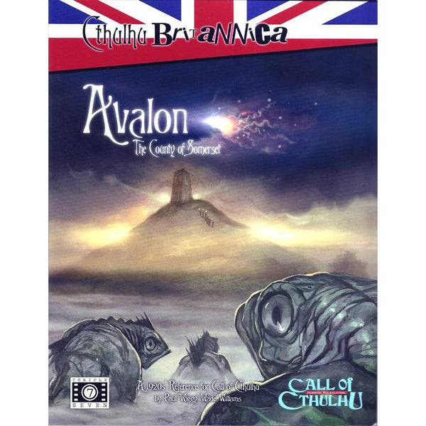 Call of Cthulhu: Britannica Avalon