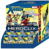 Marvel HeroClix: Wolverine and the X-Men 24 Count Gravity Feed