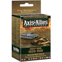 Axis and Allies CMG: Early War 1939-41