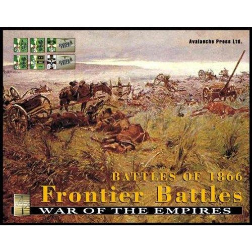 Battles of 1866: The Frontier Battles