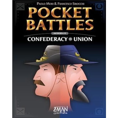 Pocket Battles: Confederacy vs Union