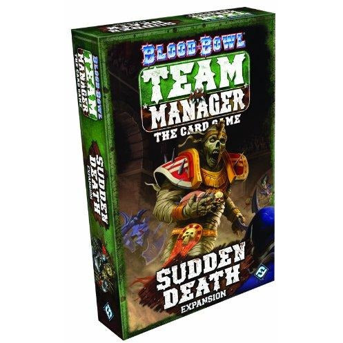 Blood Bowl Team Manager Card Game: Sudden Death Expansion