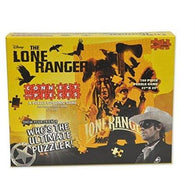The Lone Ranger: Connect with Pieces Puzzle Building Game