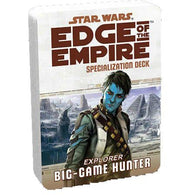 Star Wars RPG: Edge of the Empire Big Game Hunter Specialization Deck