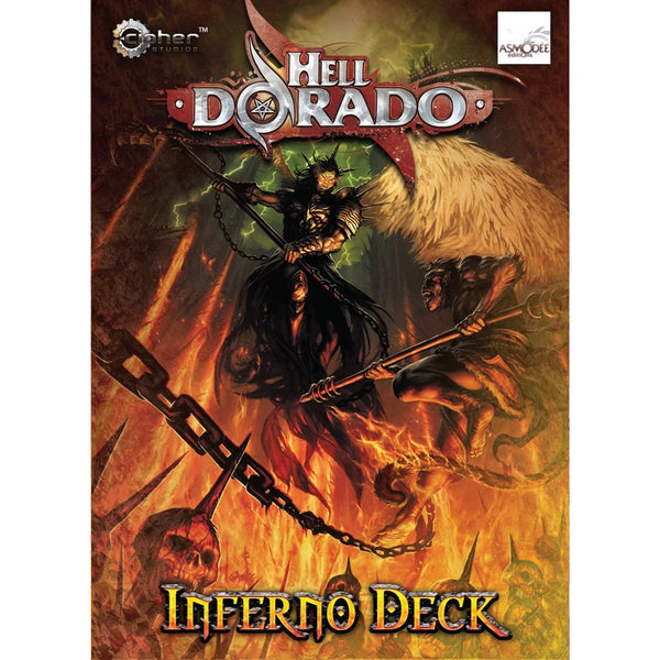 Hell Dorado: Inferno Card Deck
