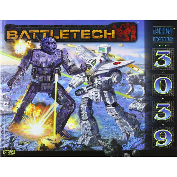 BattleTech: Technical Readout 3039