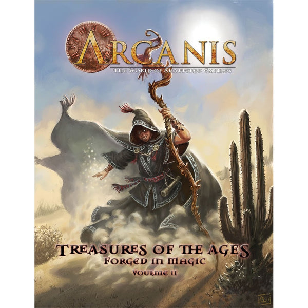 Arcanis RPG: Treasures of the Ages