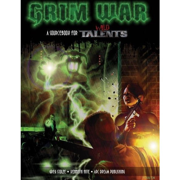 Wild Talents: Grim War