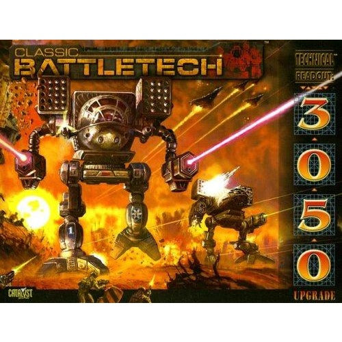 BattleTech: Technical Readout 3050 Upgrade