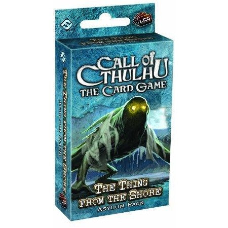 Call of Cthulhu LCG: Thing from the Shore Asylum Pack