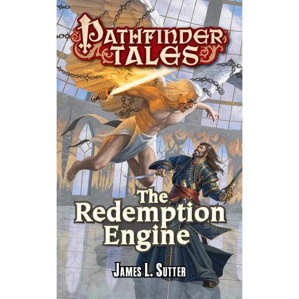 Pathfinder Tales: The Redemption Engine Paperback