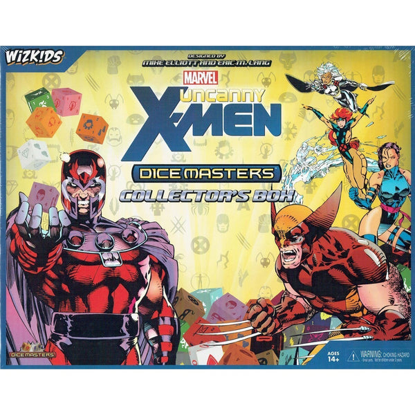 Marvel Dice Masters: The Uncanny X-Men Dice Building Game Set-Up Box