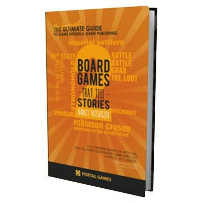 Boardgames that Tell Stories 2 Hardcover