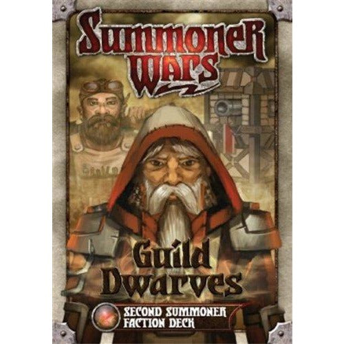 Summoner Wars: Guild Dwarves Second Summoner Card Deck