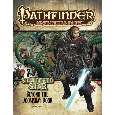 Pathfinder Adventure Path: Shattered Star Part 4 - Beyond the Doomsday Door