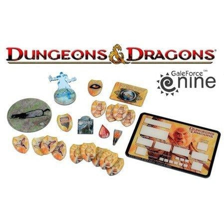 Dungeons and Dragons RPG: 4th Edition Cleric Token Set