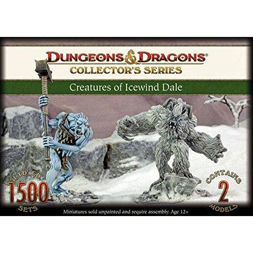 Dungeons and Dragons: Creatures of Icewind Dale