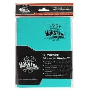Binder: 4pkt Monster Matte Tl