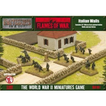 Battlefield in a Box: Italian Walls