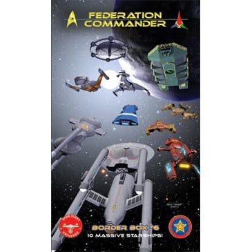 Federation Commander: Border Box 6