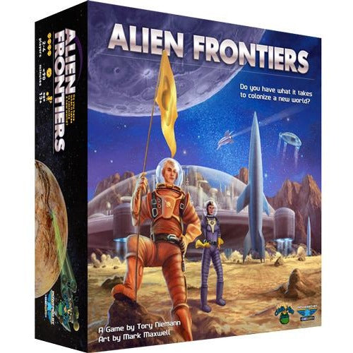 Alien Frontiers 4th Edition G