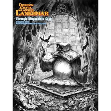 Dungeon Crawl Classics: Lankhmar - Through Ningaubles Cave