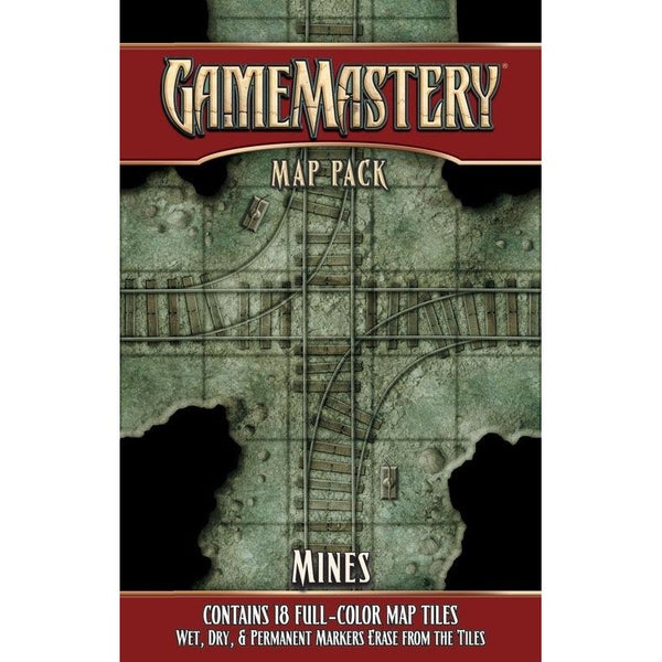 GameMastery Map Pack: Mines