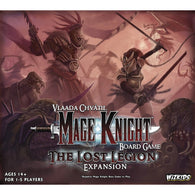 Mage Knight Board Game: The Lost Legion Expansion Set