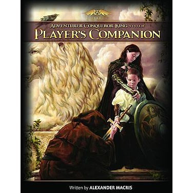 Adventurer Conqueror King System: Player's Companion