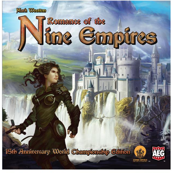 Romance of the Nine Empires 15th Anniversary World Championship Edition