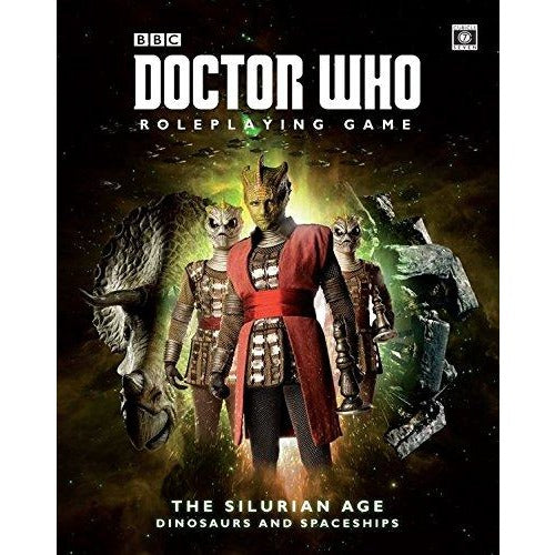 Doctor Who RPG: Silurian Age - Dinosaurs and Spaceships