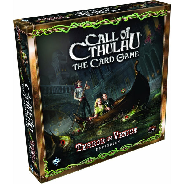 Call of Cthulhu LCG: Terror in Venice Deluxe Expansion