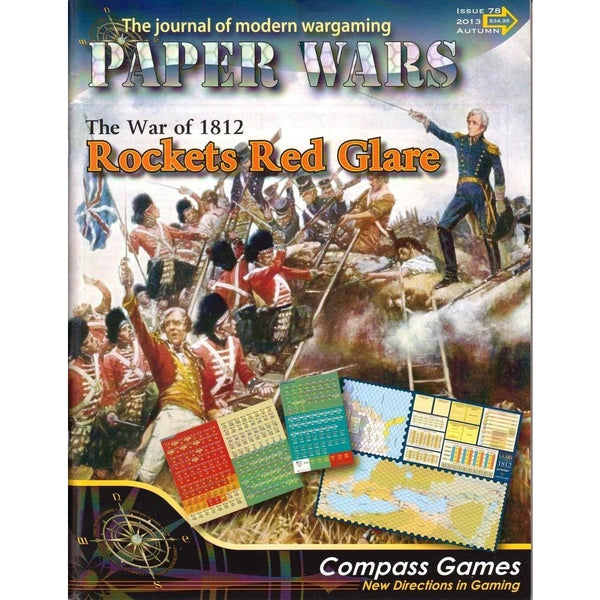 Paper Wars #78: Rockets Red Glare