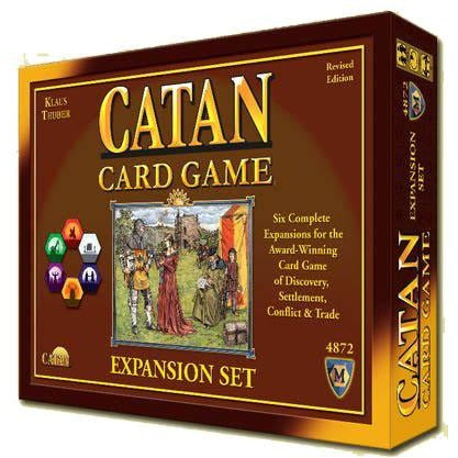 Settlers of Catan: Card Game Expansion Set