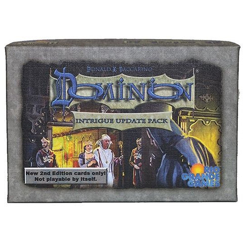 Dominion: Intrigue 2e Update Pack
