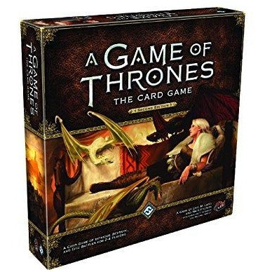 A Game of Thrones: Game Of Thrones Lcg 2nd Edition