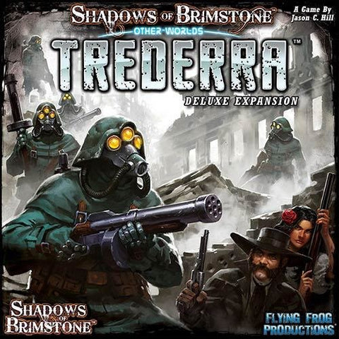 Shadows of Brimstone: Trederra Deluxe OtherWorld Expansion