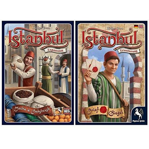 Istanbul Bundle : Mocha & Baksheesh and Letters and Seals Expansion