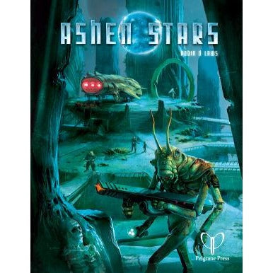 Ashen Stars RPG: Core Rules Hardcover