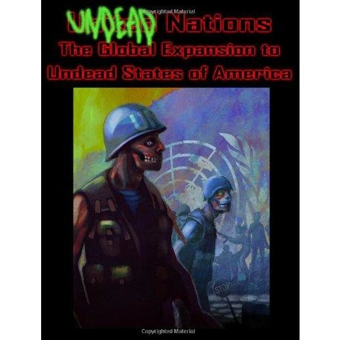 Undead States of America: Undead Nations Expansion