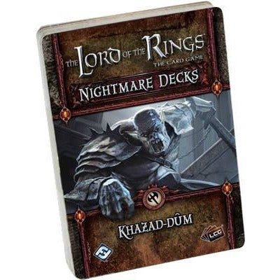 The Lord of the Rings LCG: Khazad-Dum Nightmare Decks