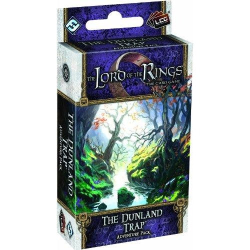 The Lord of the Rings LCG: The Dunland Trap Adventure Pack