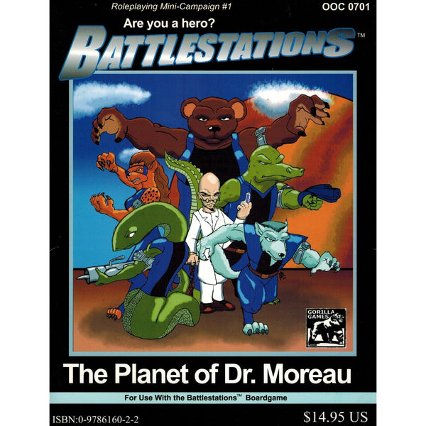 Battlestations: The Planet of Dr. Moreau