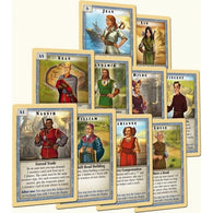 Catan Scenarios: The Helpers of Catan