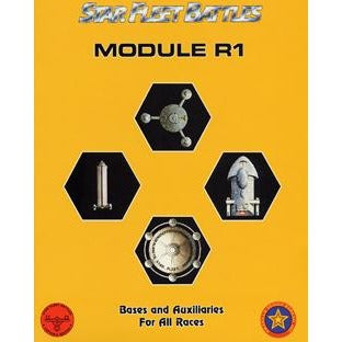 Star Fleet Battles: Module R1 Bases and Auxiliaries