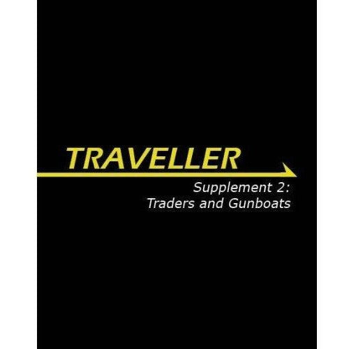 Traveller RPG: Traders and Gunboats
