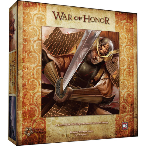 Legend of the Five Rings CCG: War of Honor