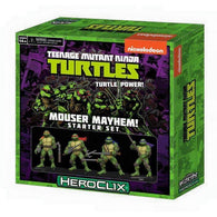 Teenage Mutant Ninja Turtles HeroClix: Mouser Mayhem Starter Set