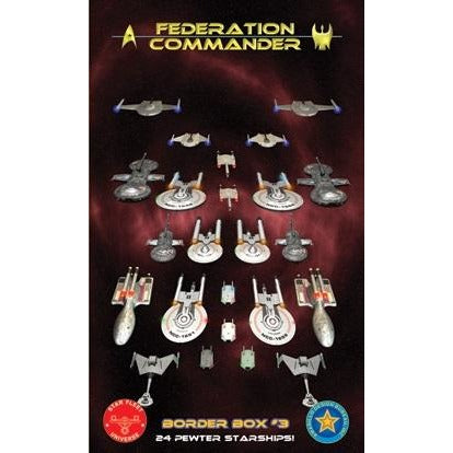 Federation Commander: Border Box 3